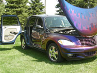 PT Cruiser Suicide Hinge