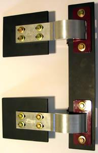 open open. These aluminum door hinges ... & Street Dreams Scissor Door Conversion Page
